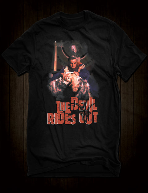 The Devil Rides Out Film T-Shirt