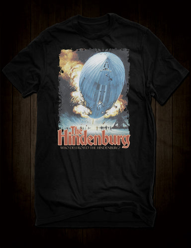 The Hindenburg Disaster T-Shirt