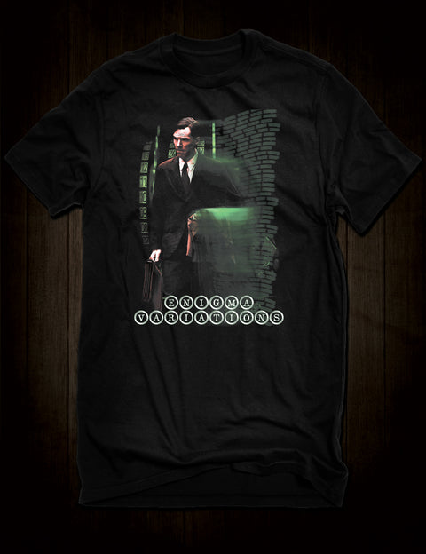 Alan Turing The Imitation Game T-Shirt