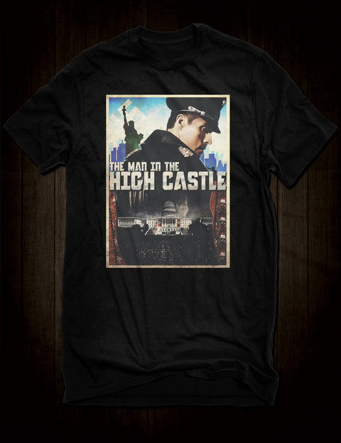 Cult TV T-Shirt The Man In The High Castle