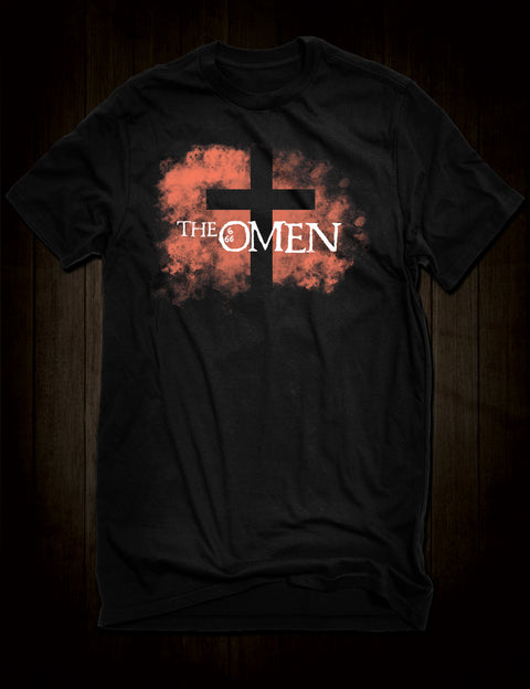 Cult Horror Movie The Omen T-Shirt