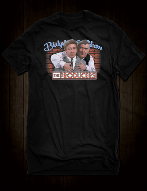 Bialystock And Bloom The Producers T-Shirt