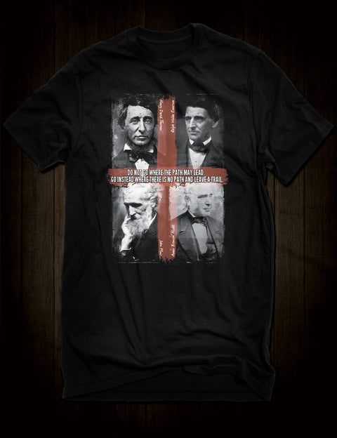 The Transcendentalists T-Shirt