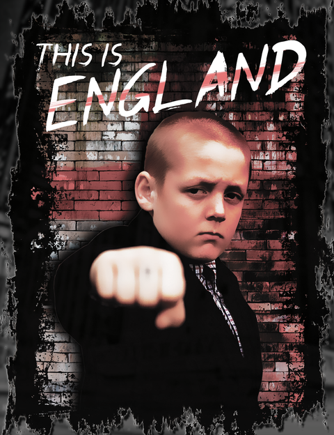This Is England Cult Movie T-Shirt