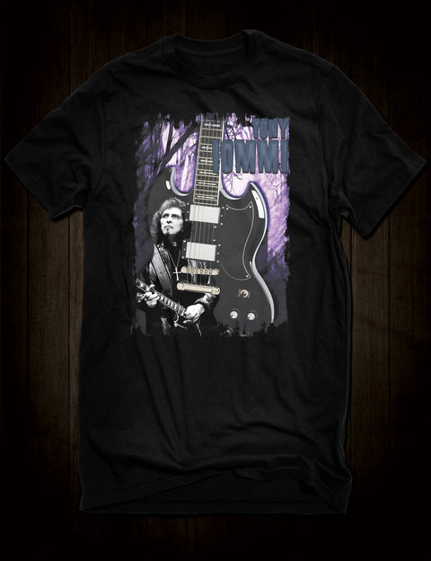 Tony Iommi T-Shirt