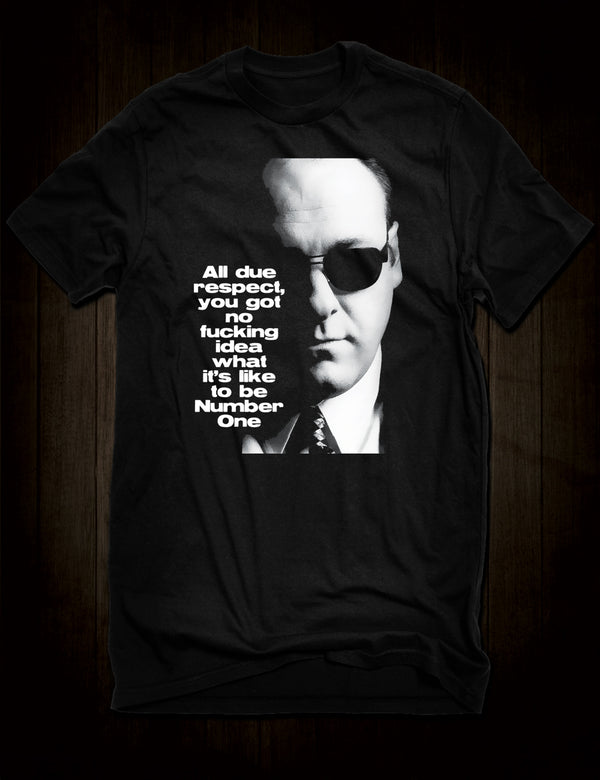 James Gandolfini Tony Soprano T-Shirt