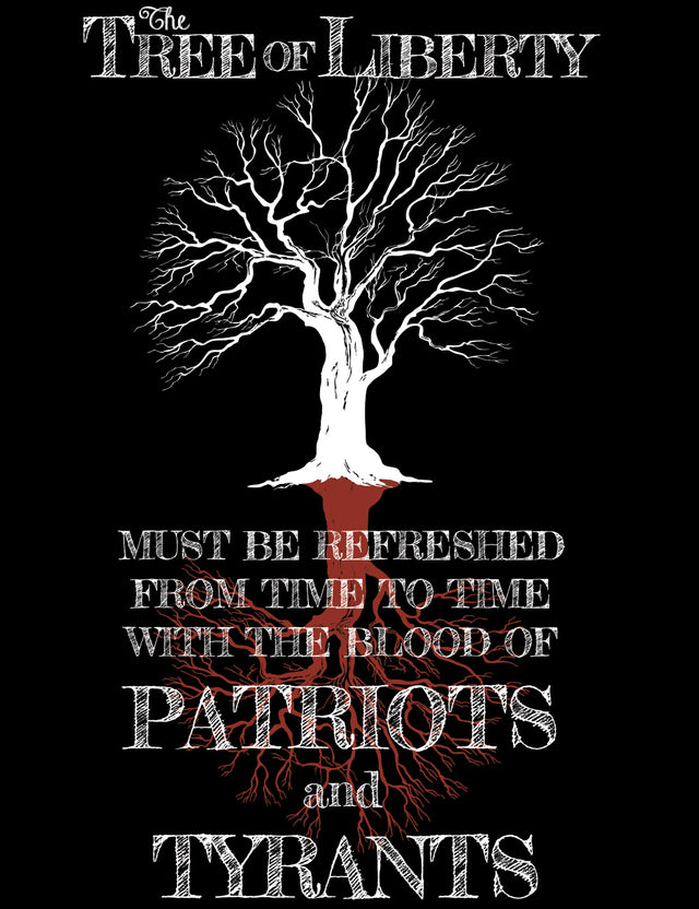 b3a3af89d44ca0 The Tree Of Liberty T-Shirt – Hellwood Outfitters