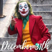 December 31st the JOKER