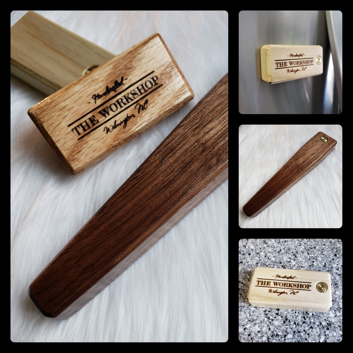 High Quality Handmade Wooden Bottle Openers