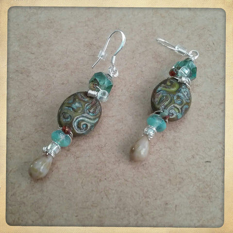 Handmade Earrings from SweetGilby!