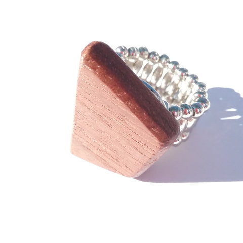 Handcrafted Cocktail Ring