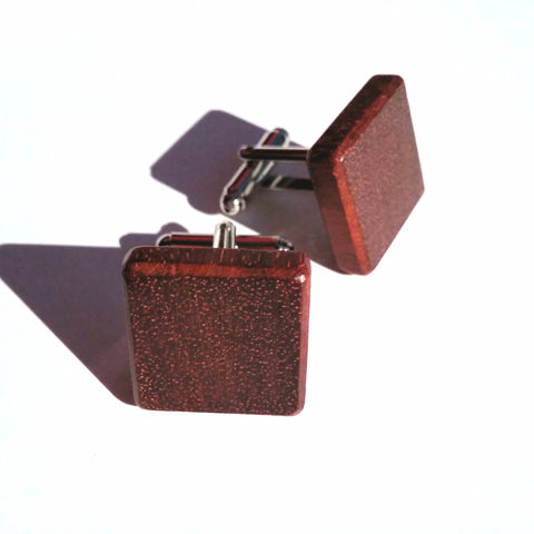 Men's Handcrafted Cuff Links