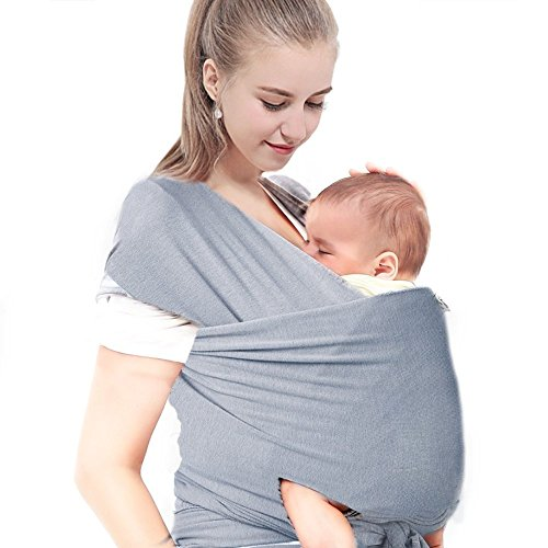 A Newbie's Guide to Stretchy Baby Wraps