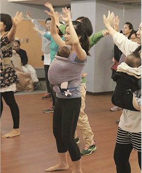 BabyWearing Dance : Best Workout for Relaxed Parents