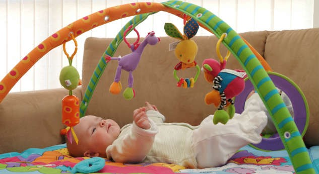 Benefits of Using a Baby Gym