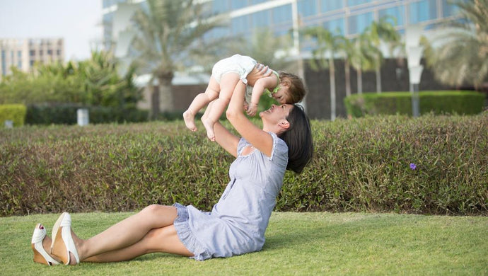 Nourish the Mom in You