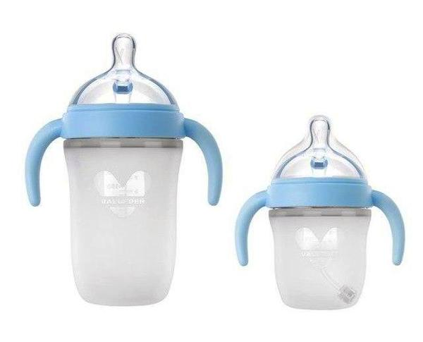 Silicone Baby Bottles  Vs Plastic Bottles