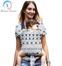 Relaxed Parent Baby Wrap - Motif - Relaxedparent