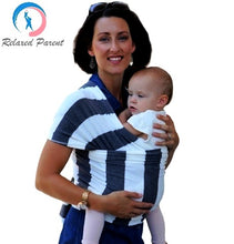 Relaxed Parent Baby Wrap - Urban