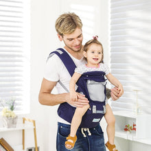 Baby Lab Hip Seat Baby Carrier - Relaxedparent Baby Carrier, Baby Sling, Diaper Bag, Nappy bag, Swaddle