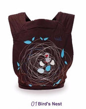 Embroidered Mei Tai Baby Carrier - Relaxedparent
