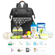 Premium Diaper Backpack - Relaxedparent Baby Carrier, Baby Sling, Diaper Bag, Nappy bag, Swaddle