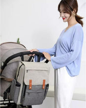 New Korean Diaper Backpack - Relaxedparent Baby Carrier, Baby Sling, Diaper Bag, Nappy bag, Swaddle