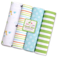 Flannel Blanket Set - Relaxedparent