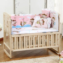 Baby Crib Bumper Bedding - Relaxedparent