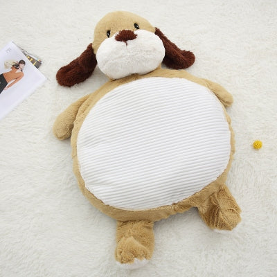 Cute Animal Plush Baby Playmat - Relaxedparent