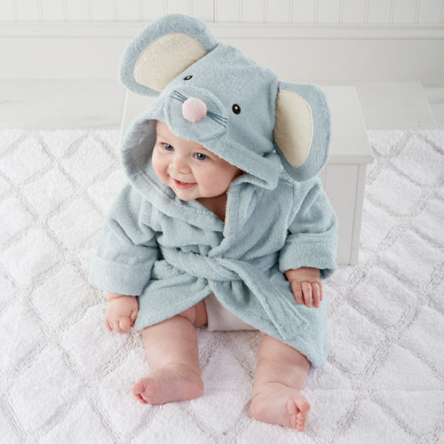 Hooded Baby Bath Robe - Relaxedparent