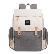 New LAND Diaper Backpack - Relaxedparent