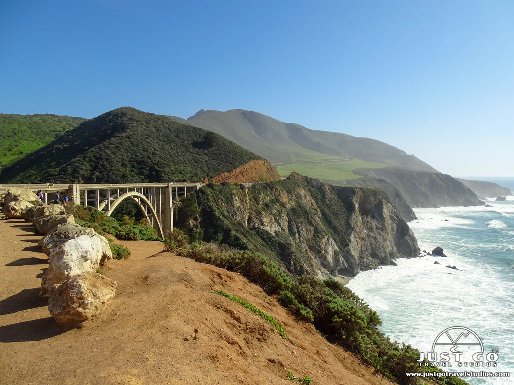 Just Go to California - Pacific Coast Highway - Los Angeles to San Francisco