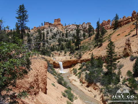 Just Go to Bryce Canyon National Park – Mossy Cave Trail