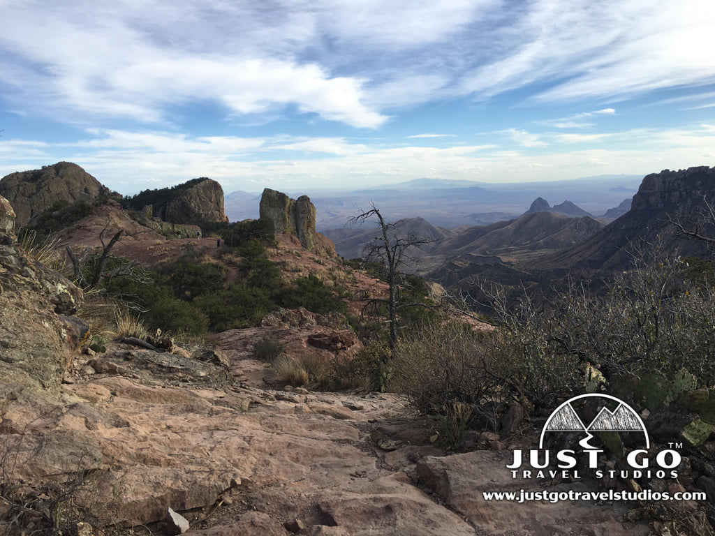 Just Go to Big Bend National Park - Hiking the Lost Mine Trail