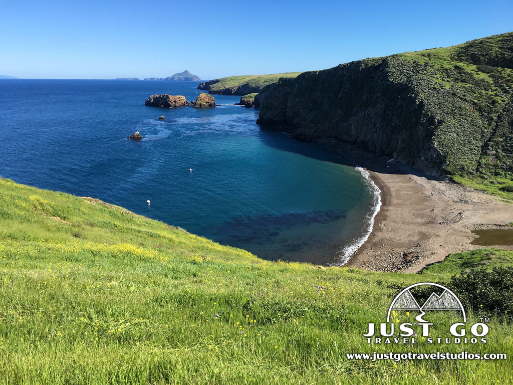 Just Go to Channel Islands National Park - A Day Trip to Santa Cruz Island