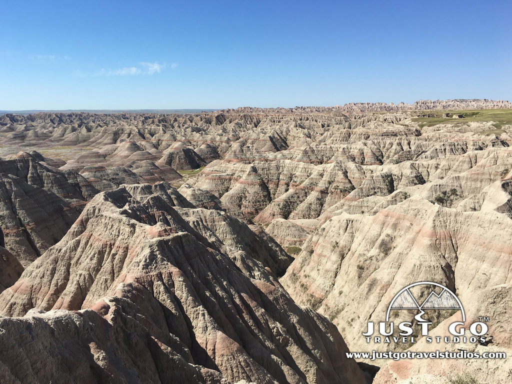 Just Go to Badlands National Park