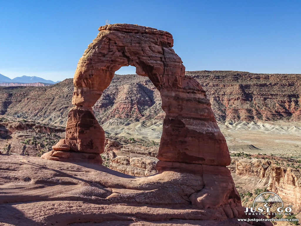 Just Go to Arches National Park - Delicate Arch Hike
