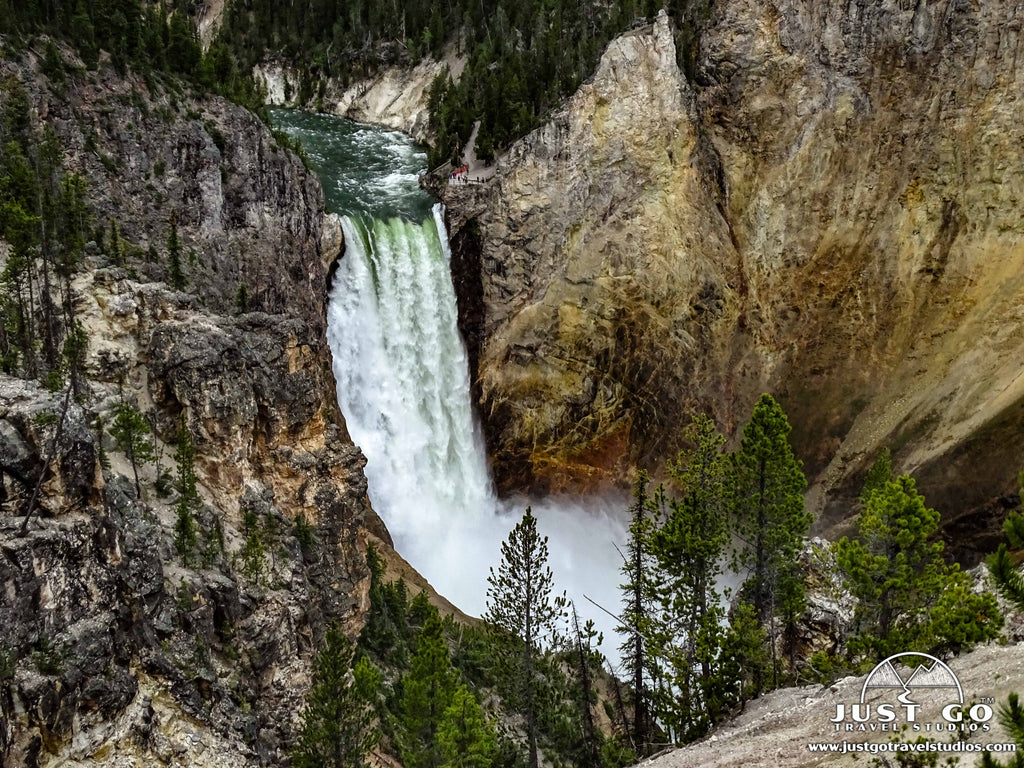 Just Go to Yellowstone National Park - Uncle Tom's Trail