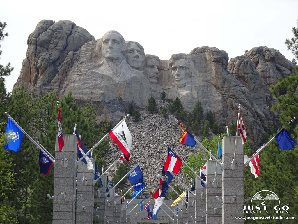 Just Go to Mount Rushmore National Memorial - Things to Do Near Mount Rushmore