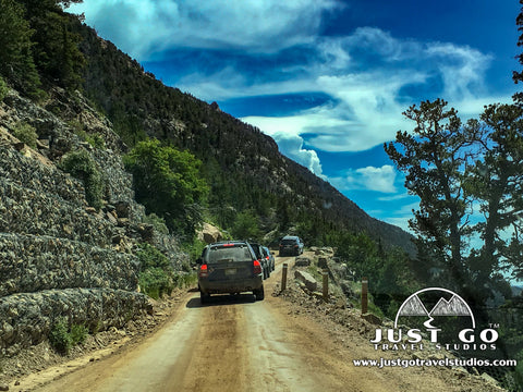 Just Go to Rocky Mountain National Park - Old Fall River Road