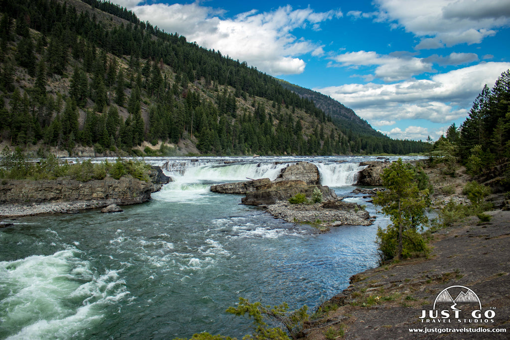 Just Go to Kootenai Falls, Montana - What to See and Do