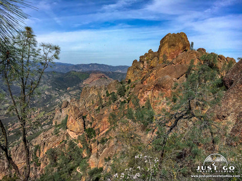 Just Go to Pinnacles National Park - What to See and Do