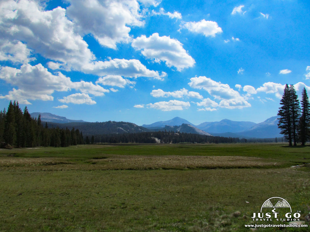 Just Go to Yosemite National Park - Tuolumne Meadows