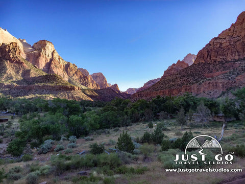 Just Go to Zion National Park - Easy Hikes