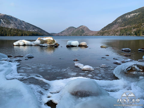 Just Go to Acadia National Park – Winter in Acadia