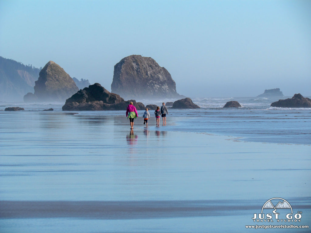 Just Go to the Oregon Coast - Things to Do