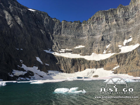 Just Go to Glacier National Park - Hiking the Iceberg Lake Trail