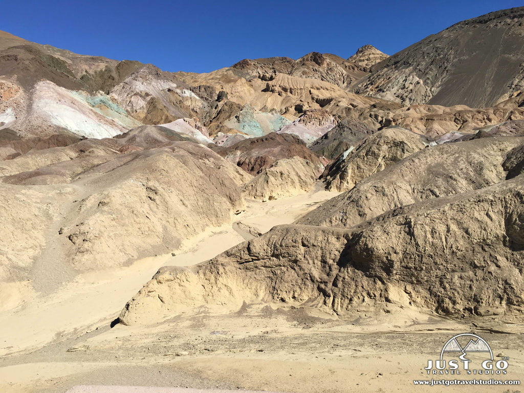 Just Go to Death Valley National Park – Things to Do