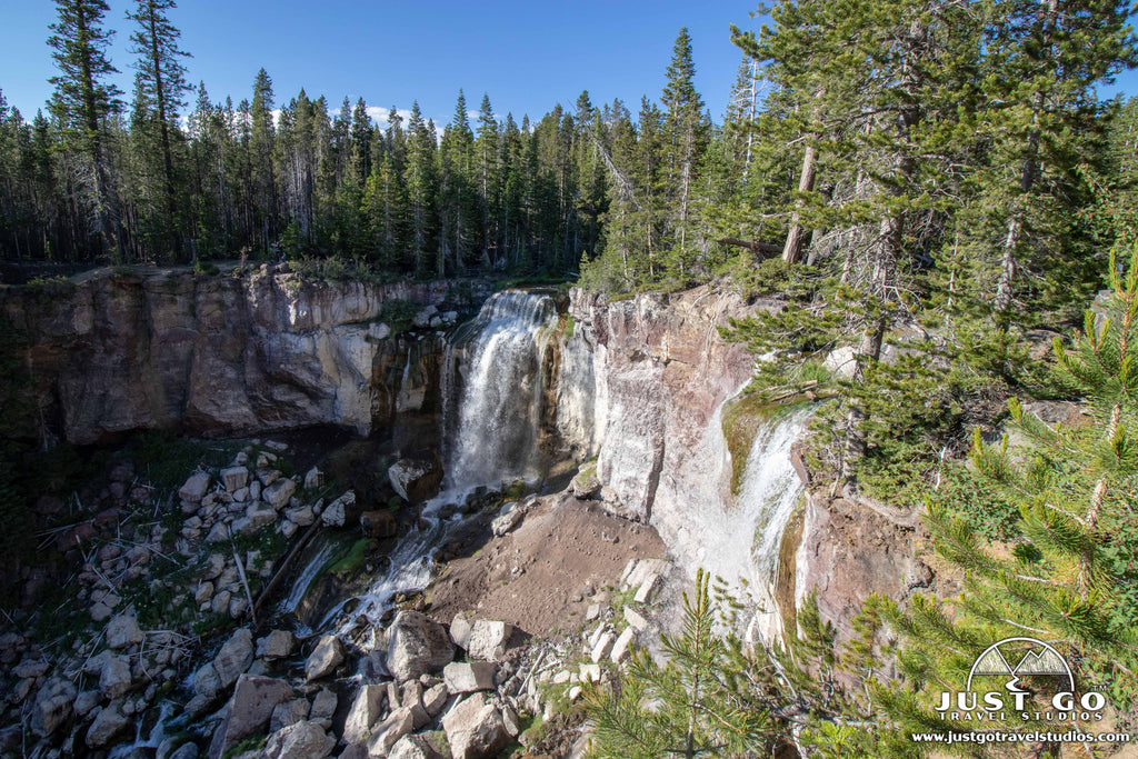 Just Go to Newberry National Volcanic Monument – Paulina Falls
